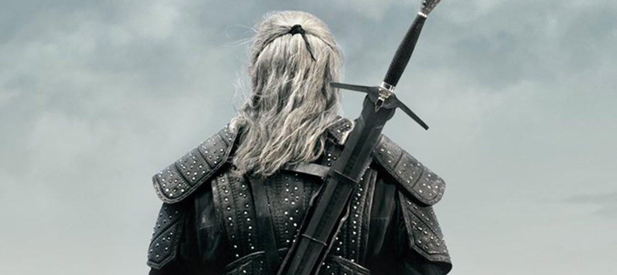 Geralt, Ciri e Yennefer aparecem em primeiras imagens oficiais da série de The Witcher