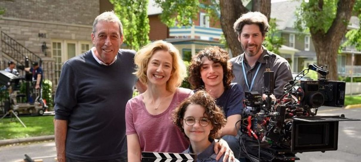 Começam as filmagens do novo filme de Os Caça-Fantasmas