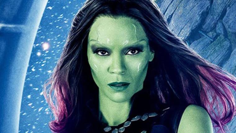 Guardiões da Galáxia Vol. 3 | Zoe Saldana quer a Gamora má de volta