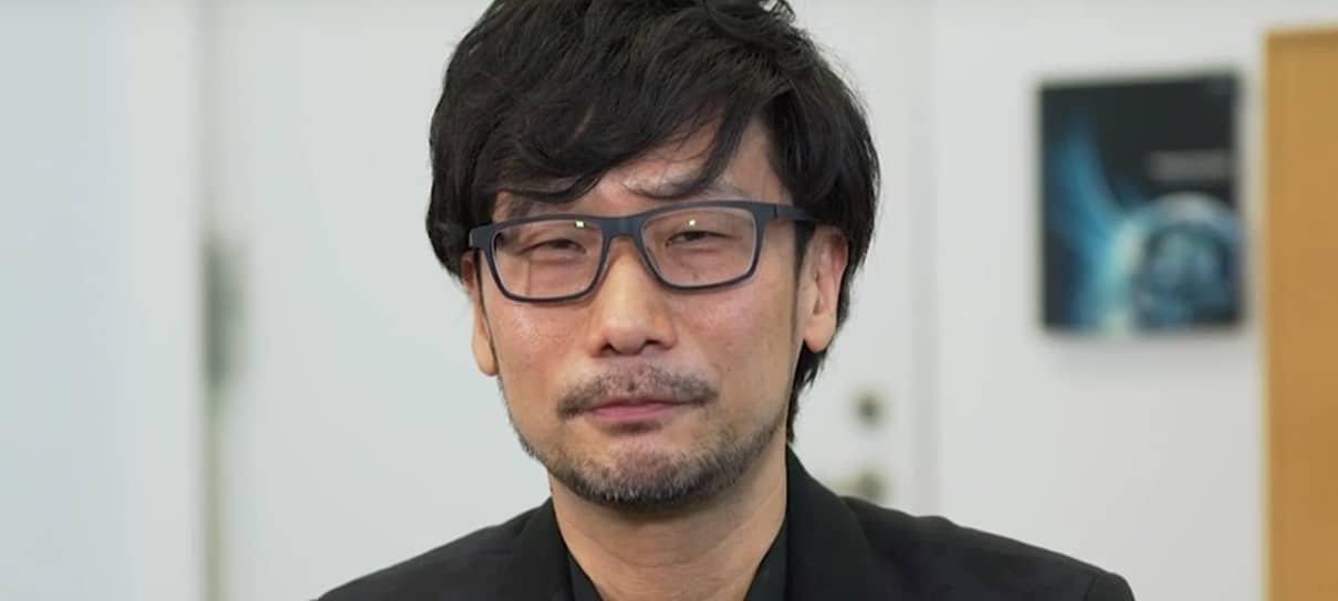Hideo Kojima terá painel especial na San Diego Comic-Con