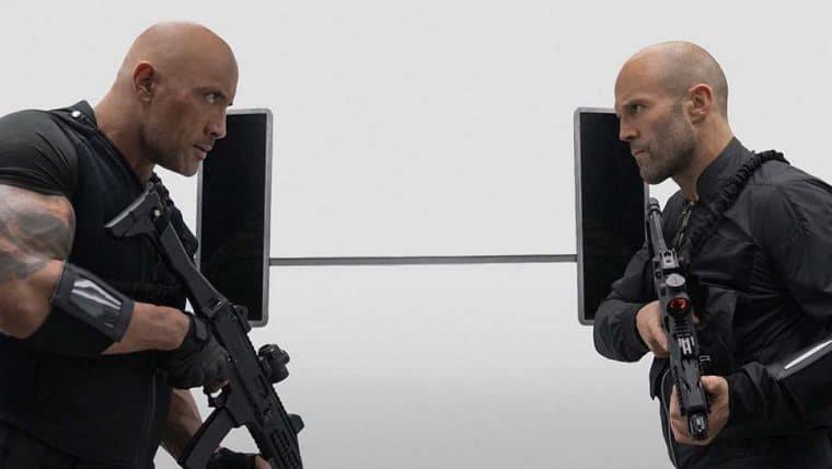 Velozes & Furiosos: Hobbs & Shaw | Vídeo mostra como parar um helicóptero
