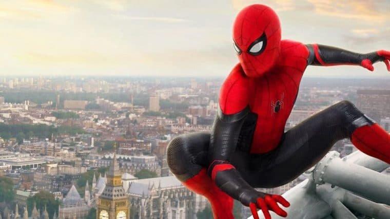 Homem-Aranha: Longe de Casa ultrapassa a marca de US$ 1 bilhão