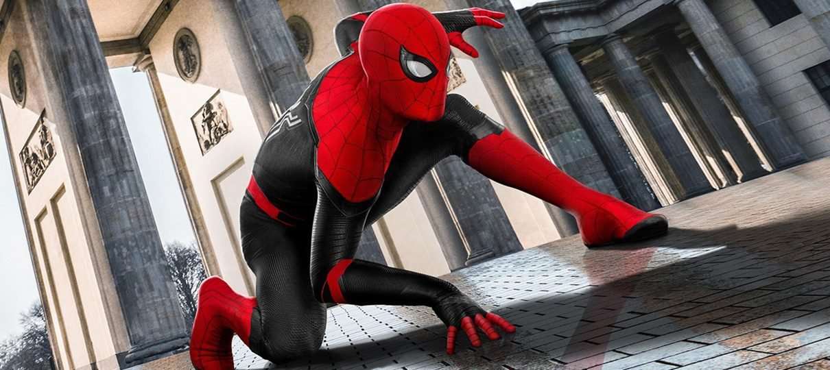 Sony e Marvel podem romper acordo se Homem-Aranha: Longe de Casa não fizer US$ 1 bilhão
