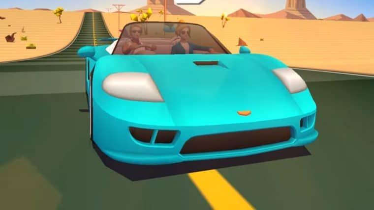Horizon Chase Turbo ganha DLC com tema de verão