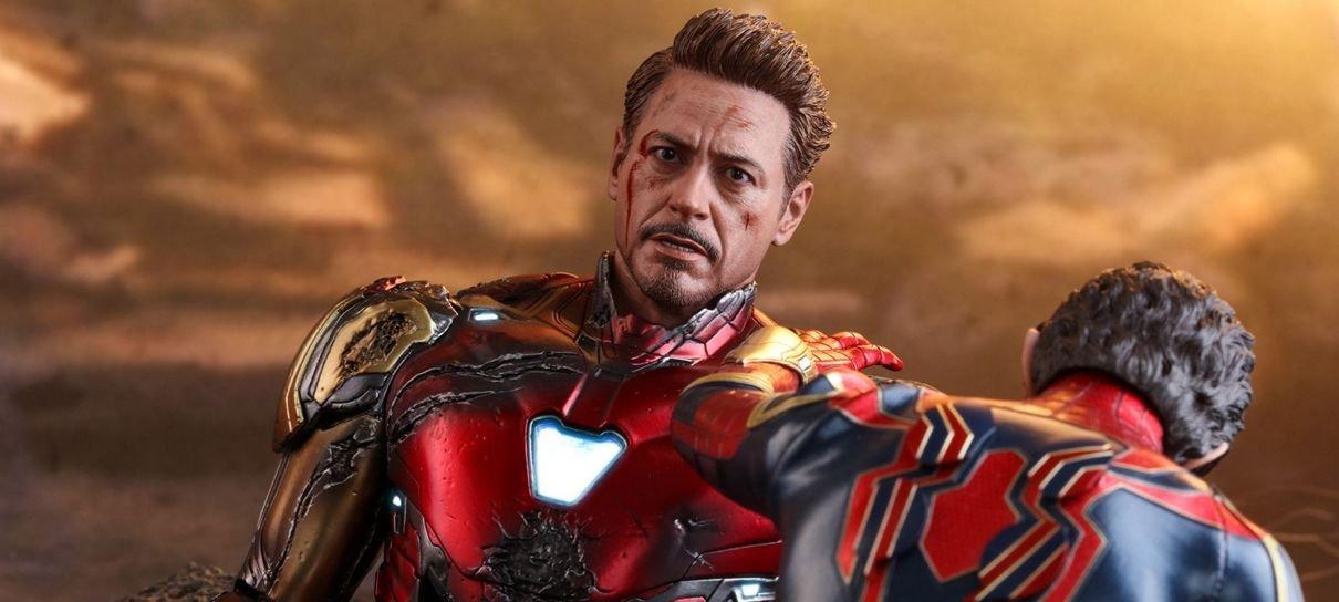 Hot Toys anuncia figure do Homem de Ferro no final de Vingadores: Ultimato