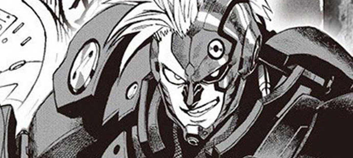 Ilustrador de One Punch Man lançará novo mangá one-shot