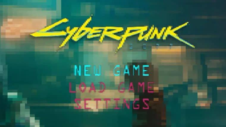 Jogador reimagina Cyberpunk 2077 como um jogo de PlayStation 1