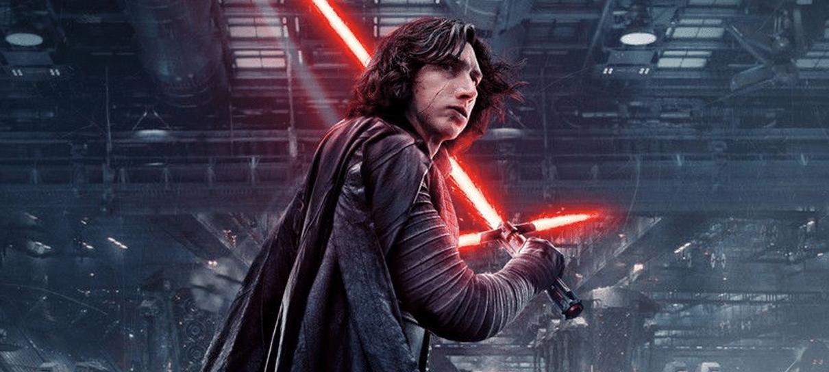 Kylo Ren terá história em quadrinhos antes de Star Wars: A Ascensão Skywalker