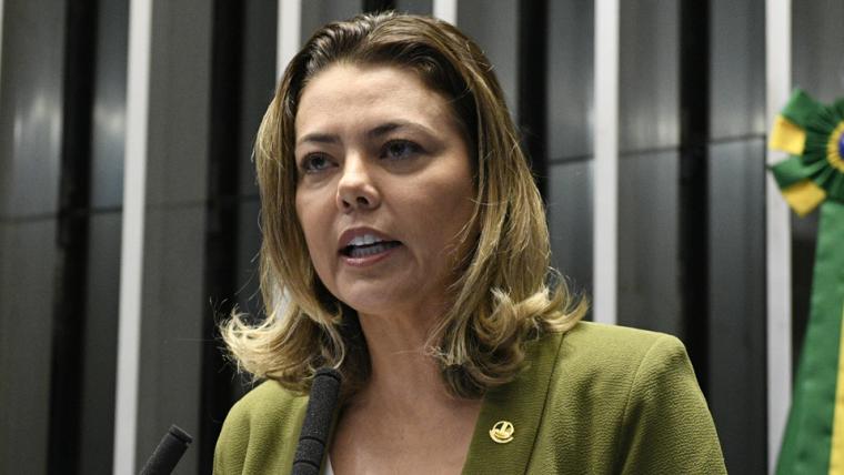 Senadora Leila Barros é contra inclusão de esports em modalidades esportivas