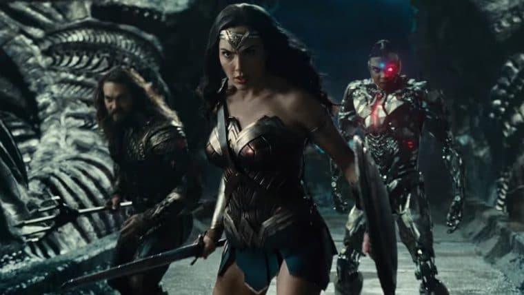 Liga da Justiça | Snyder revela que originalmente Mulher-Maravilha matava o Lobo da Estepe