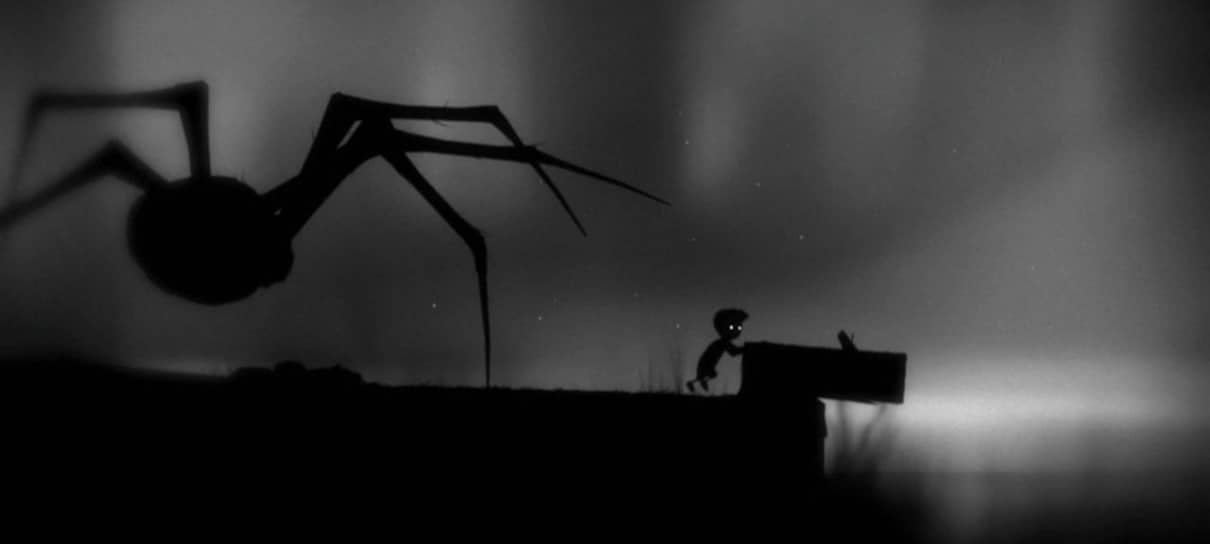 Limbo, jogo indie focado em puzzles, está gratuito para PC