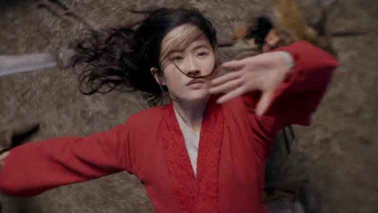 Live-action de Mulan ganha primeiro trailer dramático; assista