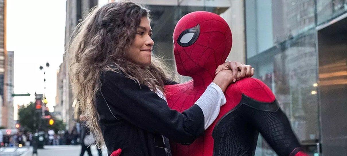 Longe de Casa se torna o filme do Homem-Aranha de maior bilheteria da história