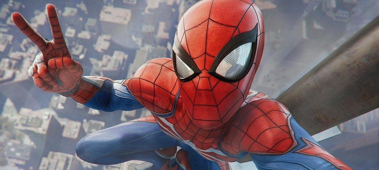 Marvel's Spider-Man é o jogo de herói mais vendido nos EUA