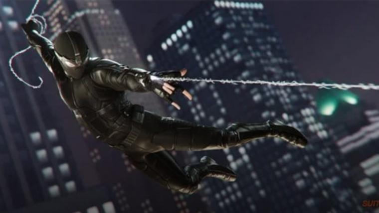 Marvel's Spider-man terá roupas de Homem-Aranha: Longe de Casa
