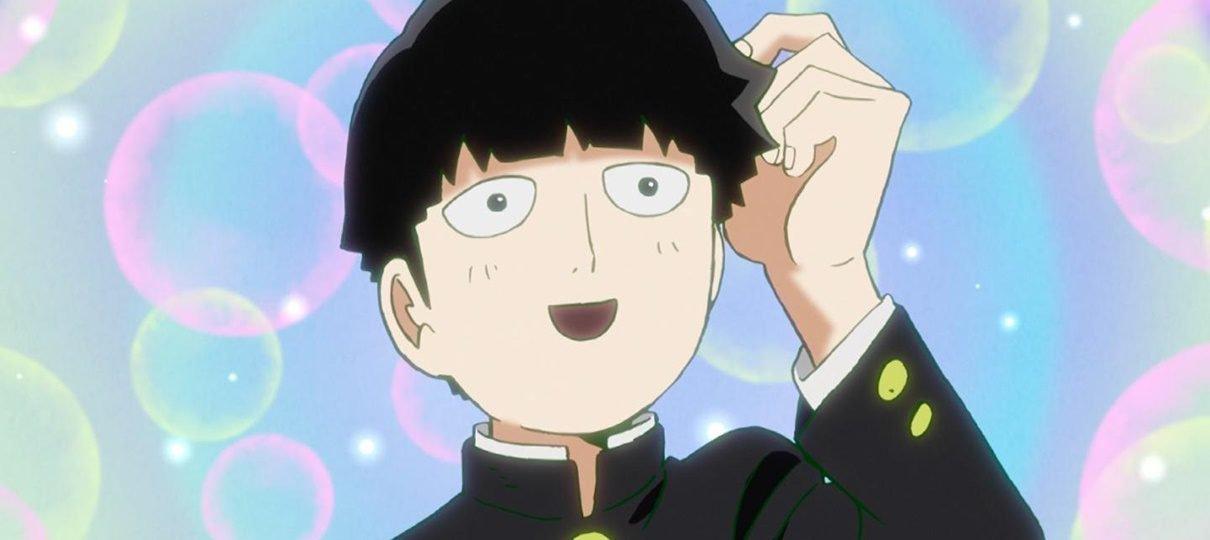 Mob Psycho, Darling in the FRANXX e mais: Crunchyroll anuncia nova leva de animes dublados
