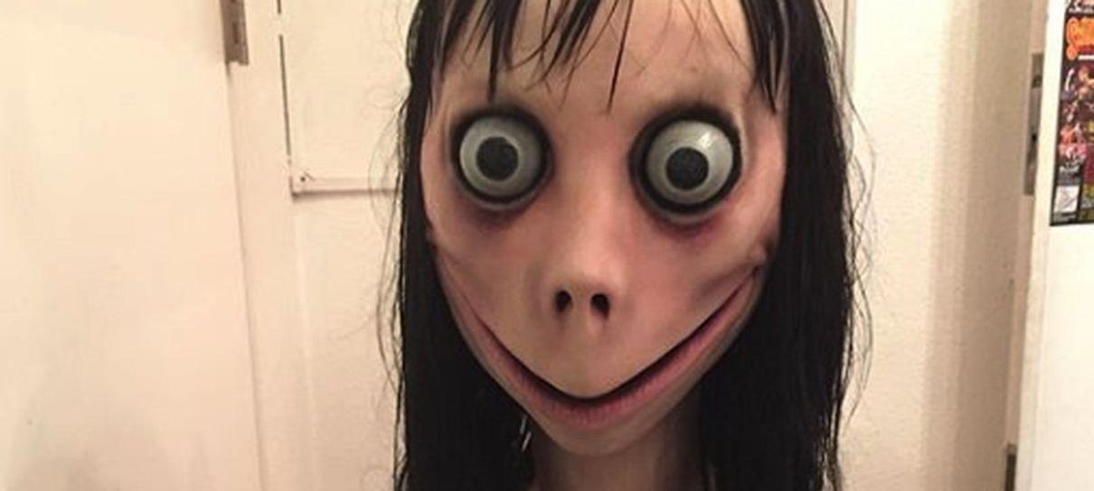 Momo vai virar filme de terror