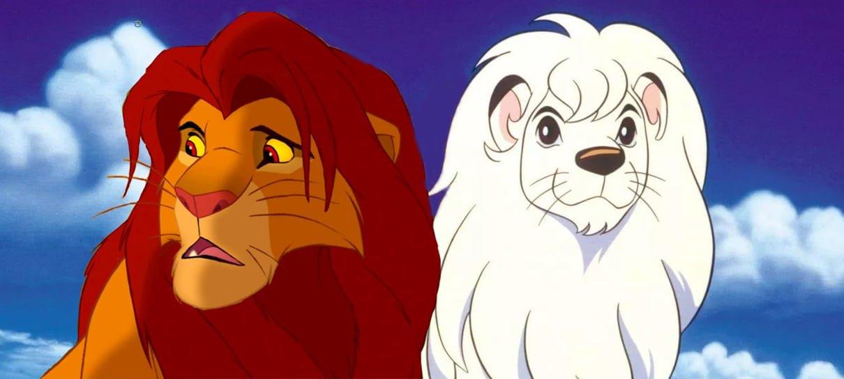 O Rei Leão é plágio de Kimba ou não?