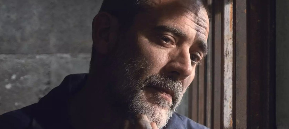Negan pode ser solto na próxima temporada de The Walking Dead
