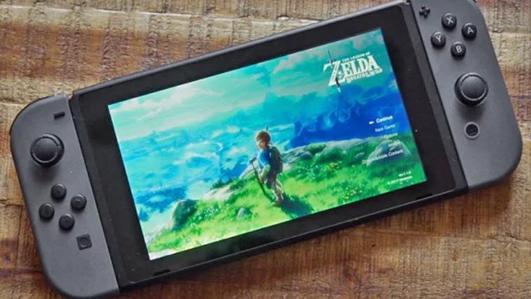 Nintendo revela nova versão do Nintendo Switch com mais bateria
