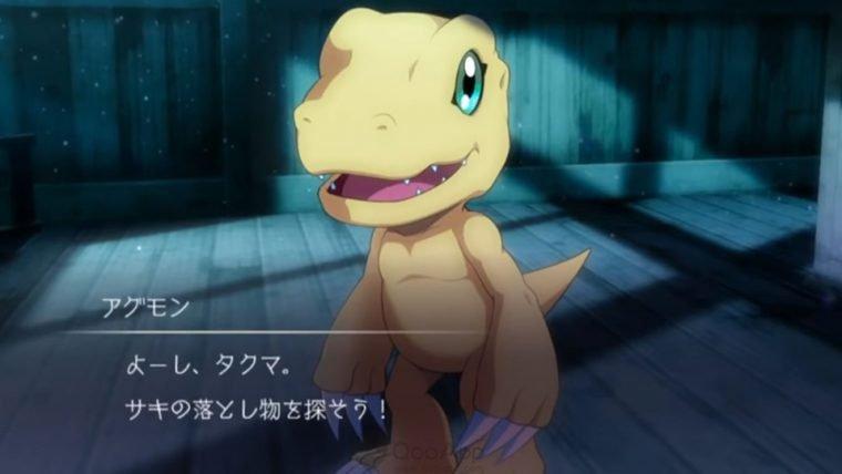 Novo RPG de estratégia de Digimon é adiado para 2020
