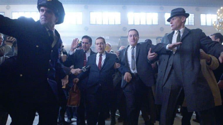 O Irlandês | Confira o primeiro trailer do novo filme de Scorsese