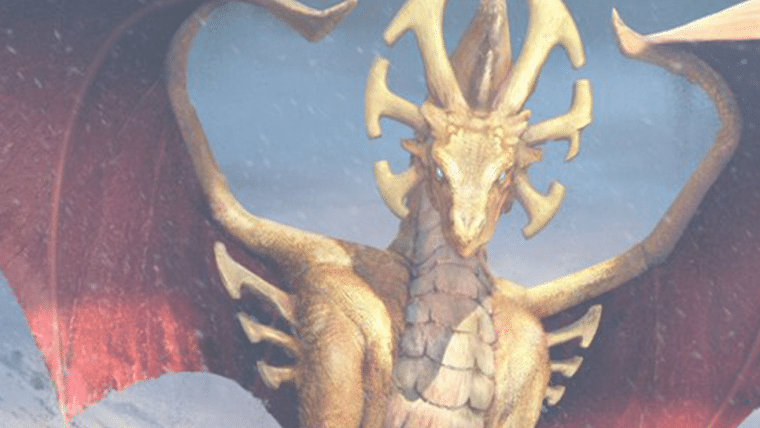 O Príncipe Dragão | Arte especial da série é revelada