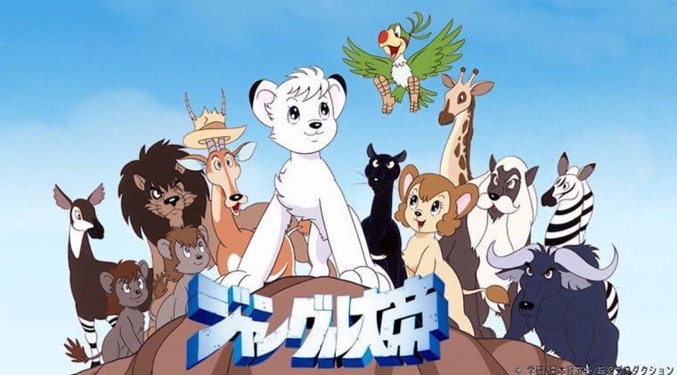 o rei leão kimba