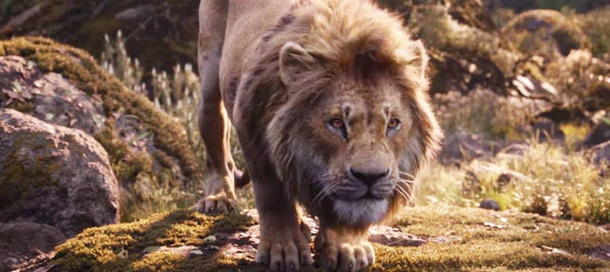 O Rei Leão | Novo vídeo revela trecho de Hakuna Matata
