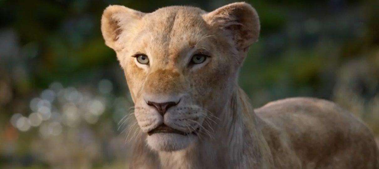 O Rei Leão   Trecho de