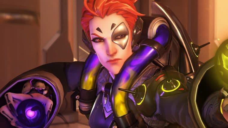 Overwatch cancela buff em Moira depois de reclamações dos jogadores