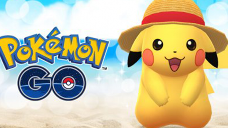 Pokémon GO terá evento crossover com One Piece