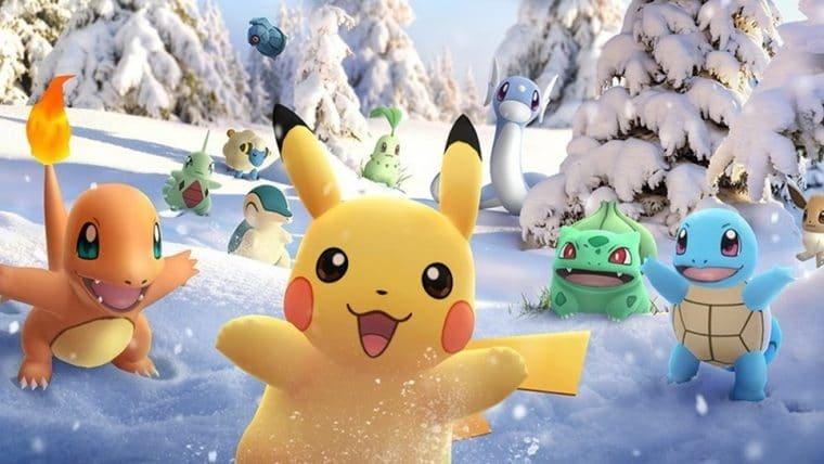 Pokémon GO ultrapassa um bilhão de downloads