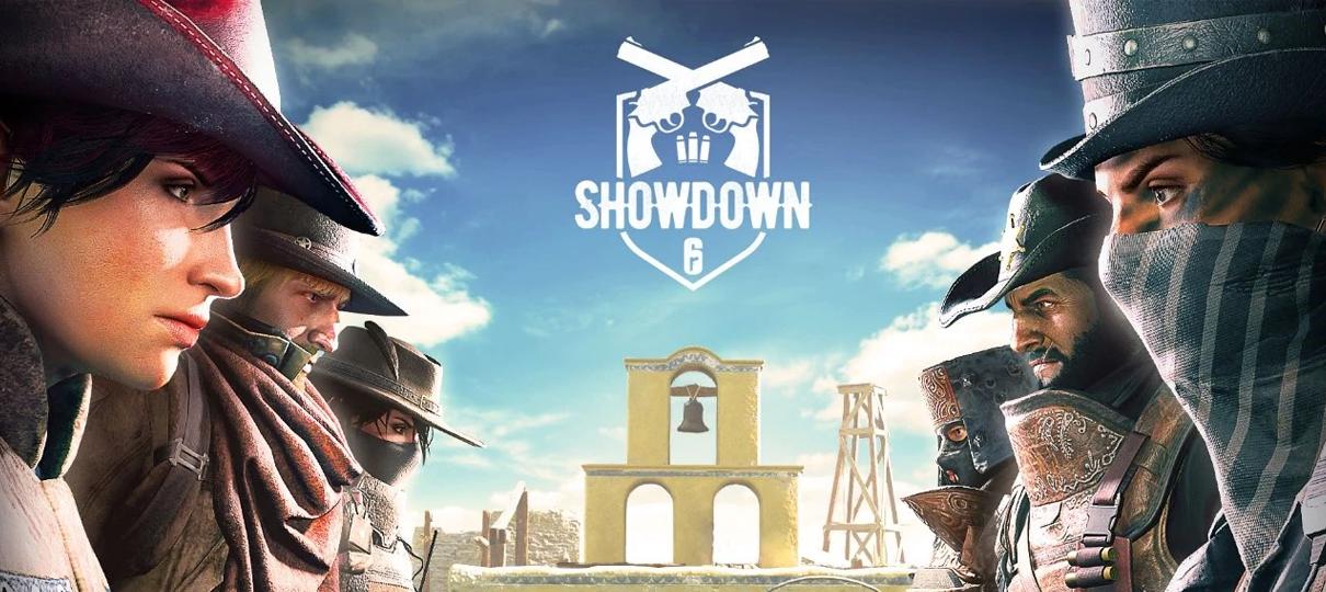 Rainbow Six Siege   Evento coloca os jogadores em duelo de faroeste