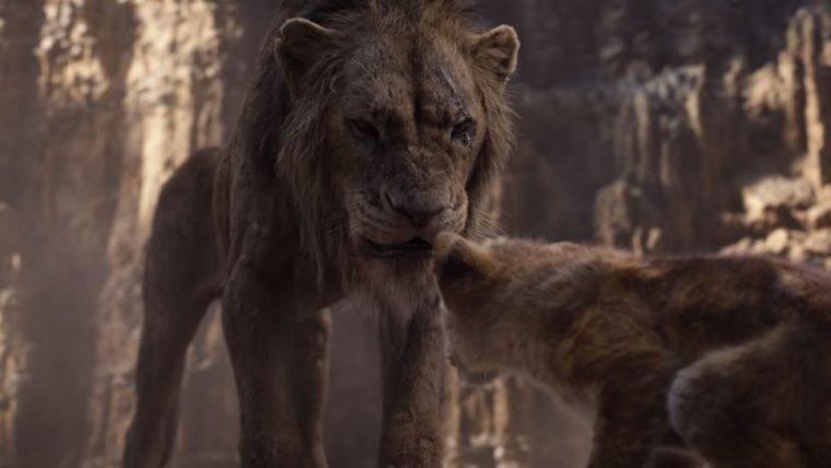 O Rei Leão conquista apenas 57% de aprovação no Rotten Tomatoes