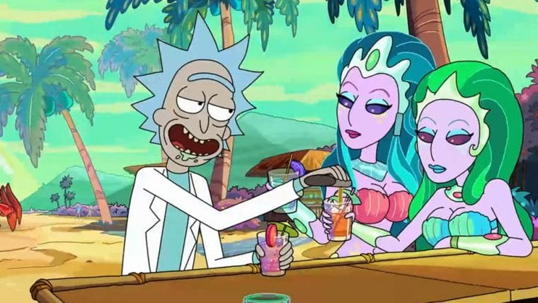 Rick and Morty | Criadores ainda querem fazer episódio com Kanye West