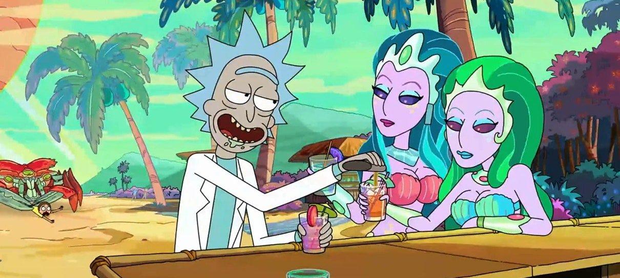Rick and Morty   Criadores ainda querem fazer episódio com Kanye West