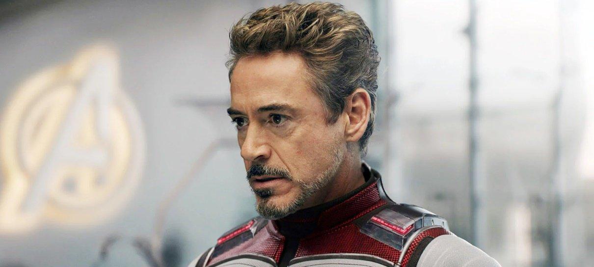 Robert Downey Jr. comenta evolução de Tony Stark ao longo do MCU