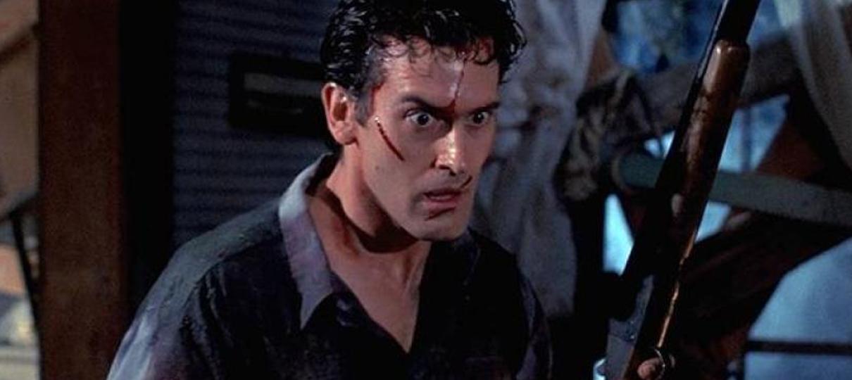 Sam Raimi está trabalhando em ideias para novo Evil Dead