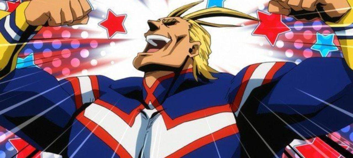 Segundo filme de My Hero Academia terá cena que estaria no final do mangá
