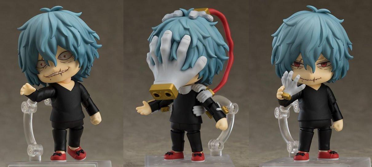 Shigaraki, de My Hero Academia, vai ganhar seu próprio Nendoroid