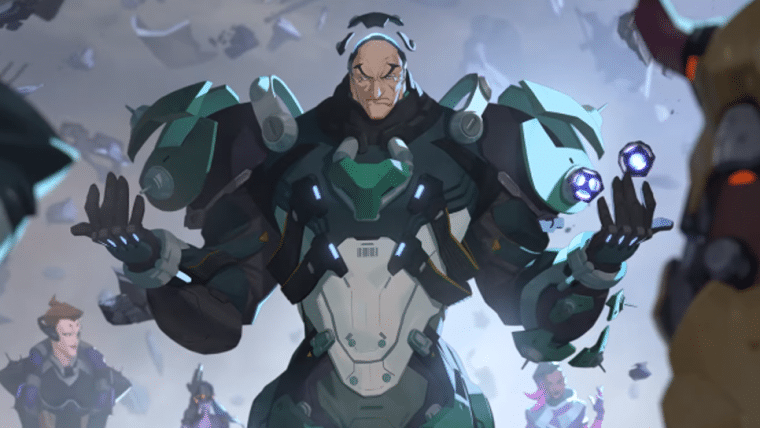 Overwatch | Novo personagem, Sigma, é revelado