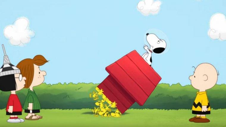 Snoopy in Space | Confira o primeiro trailer da nova série da Apple