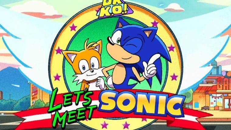 Sonic e Tails vão aparecer em episódio especial de OK, K.O.!
