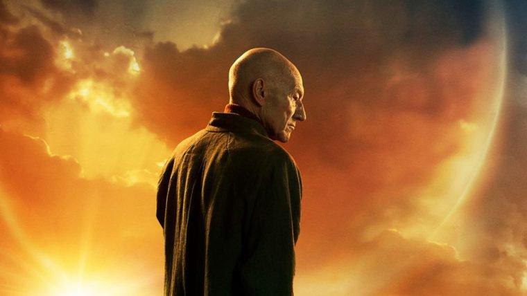 Star Trek: Picard ganha imagem mostrando companheiro canino do capitão