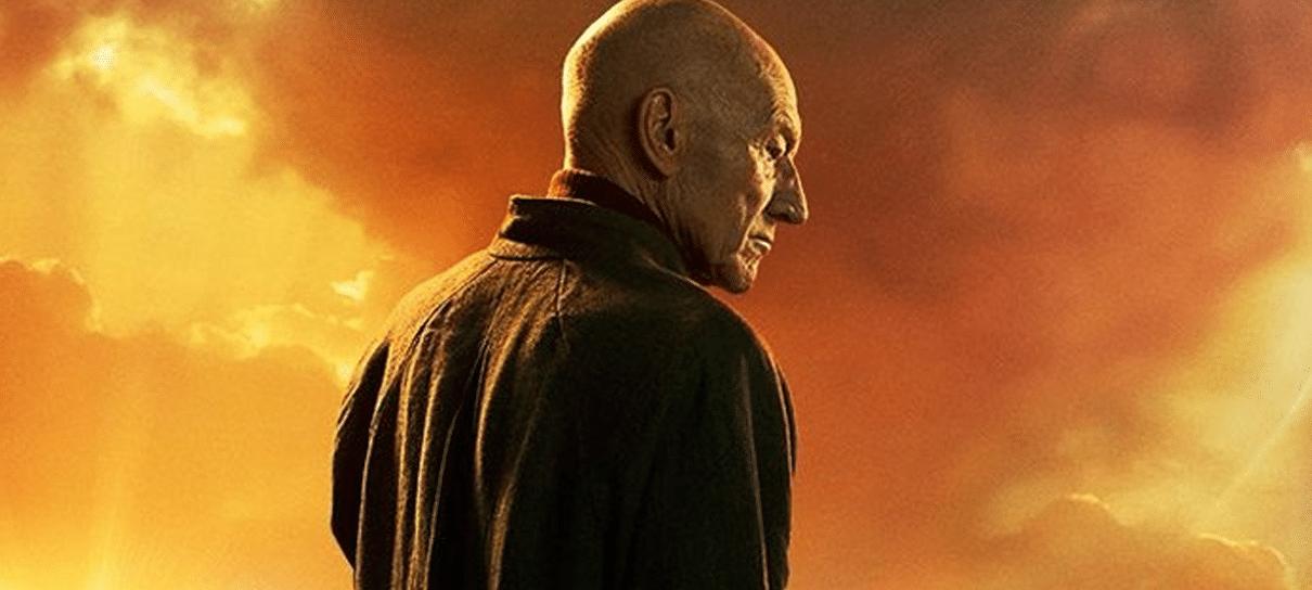 Star Trek: Picard ganha novo trailer na SDCC 2019