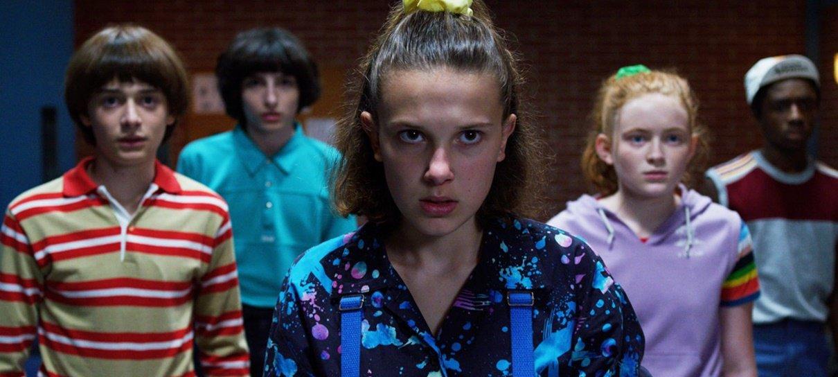 Stranger Things | 3ª temporada foi assistida por 19 milhões de pessoas nos primeiros dias
