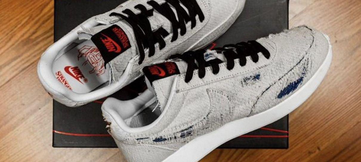 Nike anuncia tênis de Stranger Things cheio de referências