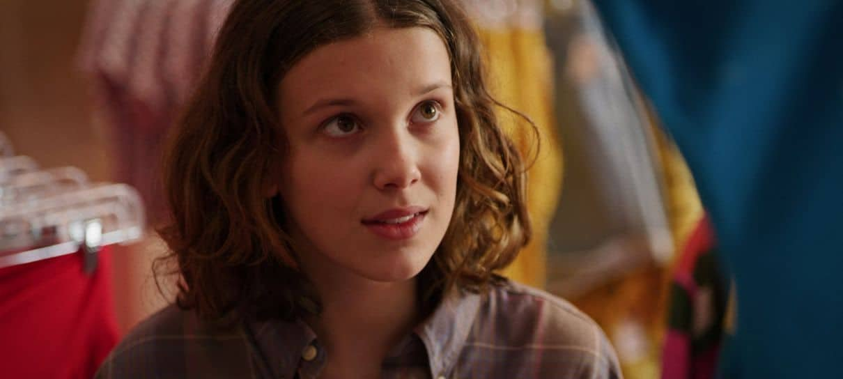 Stranger Things | Millie Bobby Brown compartilha vídeo dos bastidores