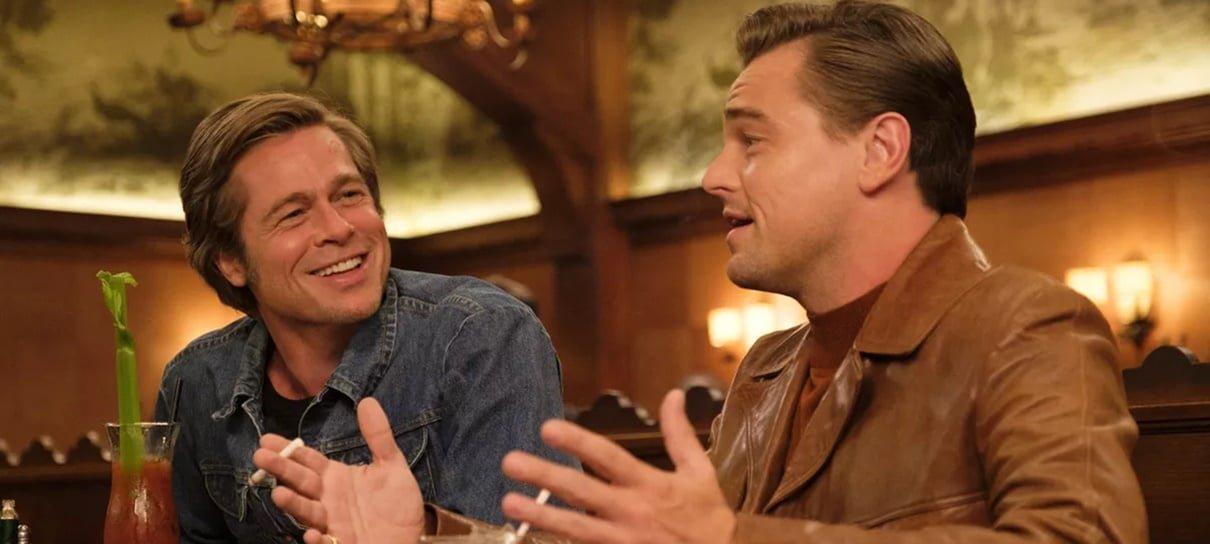 Tarantino adicionou mais cenas em Era Uma Vez em Hollywood